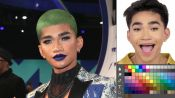 Colleen Ballinger, Bretman Rock & Joey Graceffa Photoshop Themselves Into 7 Different Looks