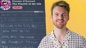 FINNEAS Creates the Playlist of His Life