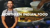 Andy Learns How to Cook Northern Indian Food