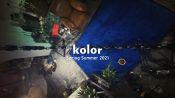 Watch the Kolor Spring 2021 Menswear Video