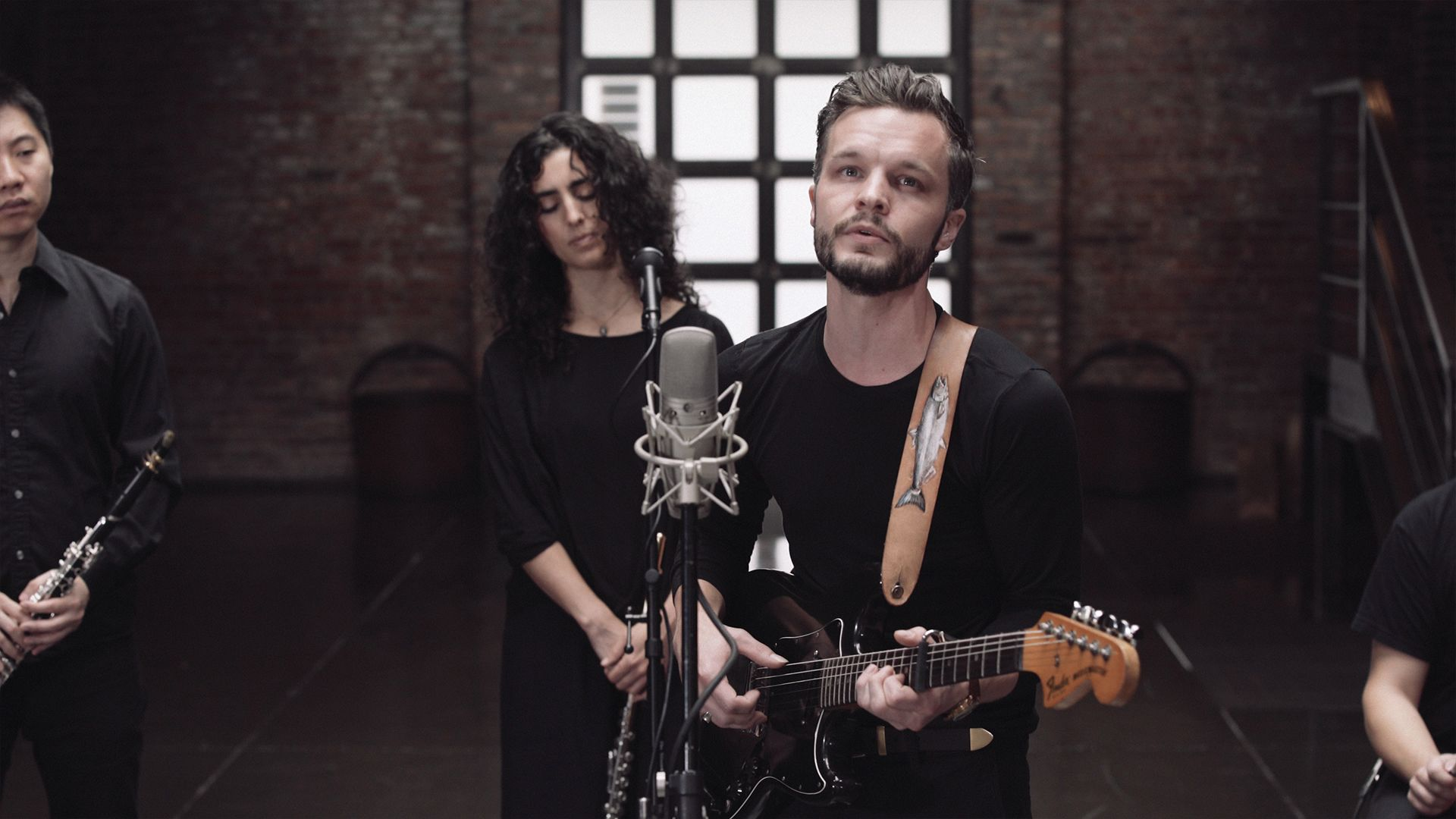"""Watch The Tallest Man On Earth Perform """"Rivers"""" With yMusic"""