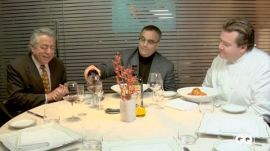 Alan Richman vs. Michael White: A Meatball Face-Off! - GQ