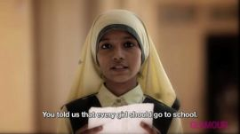 Letters to Malala