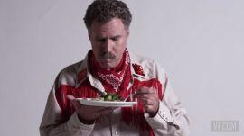 Will Ferrell Eats Lunch