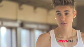 Justin Bieber On His Favorite Songs to Perform Live