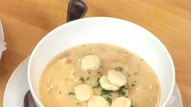 How to Make New England Clam Chowder, Part 2