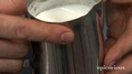 How to Steam Milk