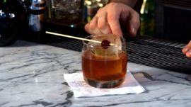 How to Make a Nutty Monk Cocktail