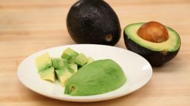 How to Pit and Cut an Avocado