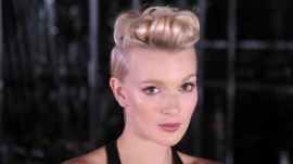 How to Take Short Hair from Day to Night