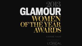 We're So Excited for Glamour's 2013 Women of the Year Awards!