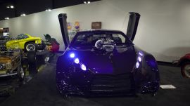 Beau Boeckmann's Custom Car Collection