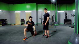 TABATA: At-Home Leg Workout