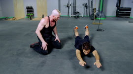 MUAY THAI: Core Workout