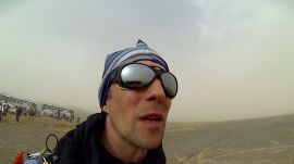 James Marshall Takes on Marathon de Sables, a 140 Mile Race Through the Sahara Desert