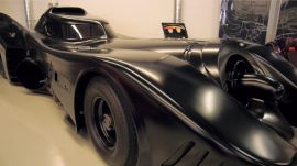 Jeff Dunham's Batmobile
