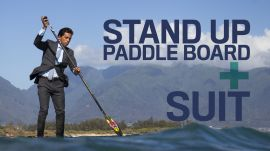 Kai Lenny Style Challenge: Stand Up Paddleboarding