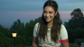 Shay Mitchell's Teen Vogue Cover Shoot