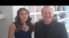 Nikki Reed and Michael Kors Get Ready for Teen Vogue's Young Hollywood Party