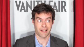 "Bill Hader on ""SNL"" and Not Being Funny"
