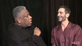 Mondays with André: Marc Jacobs on Acting