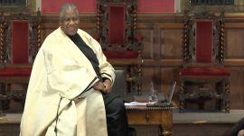 Mondays with André: Oxford Union