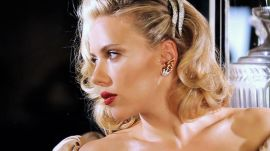 Behind the Scenes of Scarlett Johansson's Cover Shoot