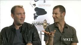 Behind the Scenes: The Book of Mormon Hits Broadway