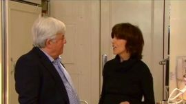 Nora Ephron Cooks with Food Critic Jeffrey Steingarten