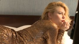 Behind the Scenes: Claire Danes's August 2013 Cover Shoot