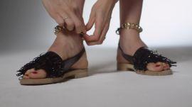 The Balenciaga Sandal