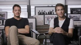 Marcus Wainwright and David Neville of Rag & Bone