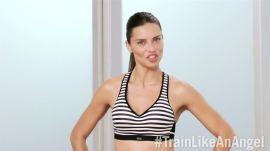 See Adriana Lima's Cardio Circuit
