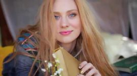 Deborah Ann Woll's SELF Fashion Shoot