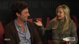 "Zach Braff and Kate Hudson on ""Wish I Was Here"""