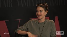 "Shailene Woodley on ""White Bird in a Blizzard"""