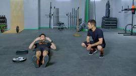 TABATA: Core Workout