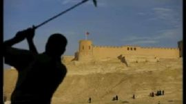 Familiar Game In An Unfamiliar Land: Golf in the Middle East