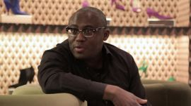Edward Enninful Opens Up
