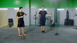 TABATA: Endurance Workout