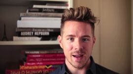Style Bonus: Theodore Leaf Reveals His Elevator Makeover Hair Tricks