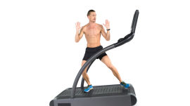 Total Body Treadmill Toner