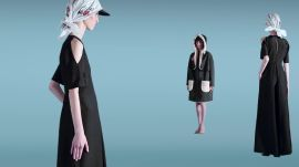 Vika Gazinskaya: Fall 2014 Video Fashion Week
