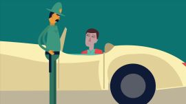 How to Get Out of a Speeding Ticket (Without Offering Your Body or Jewels)