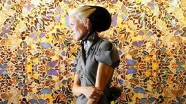 Daphne Guinness at Home