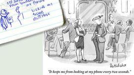 Explain Yourself: Liam Walsh, Cartoonist