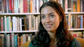 Jhumpa Lahiri at Work