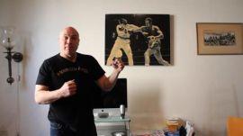 Bob Bozic's Boxing Days