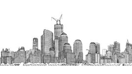 The Skyline, Redrawn