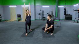 YOGA: Leg Workout